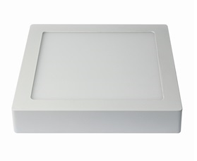 downlight superficie cuadrado
